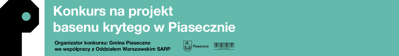 Konkurs Piaseczno Basen